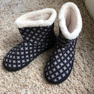 Vera Bradley slipper shoes